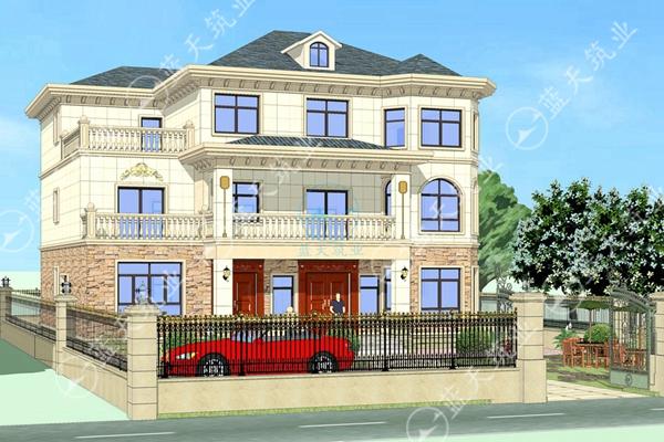 回家建自己的别墅