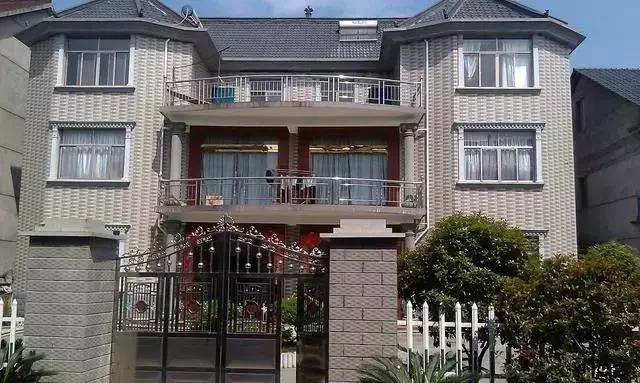 广安农村自建房庭院设计施工